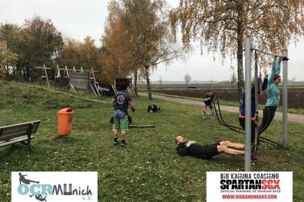OCR-Munich Spartan SGX